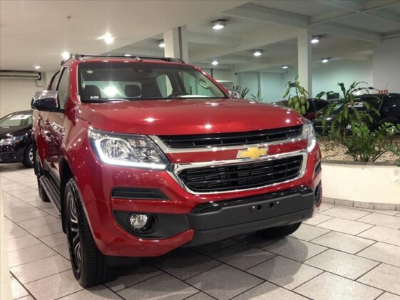 CHEVROLET S10 2.8 CTDI CABINE DUPLA HIGH COUNTRY 4WD  AUT
