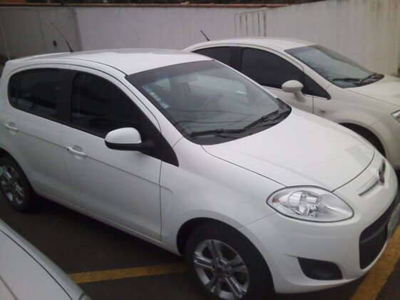 FIAT PALIO ATTRACTIVE 1.4 8V  FLEX