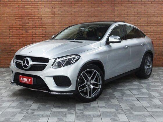 MERCEDES BENZ GLE 400 4MATIC COUPE