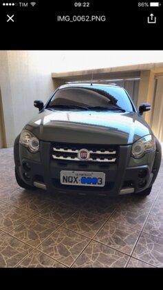 FIAT PALIO WEEKEND ADVENTURE LOCKER 1.8 8V DUALOGIC  FLEX