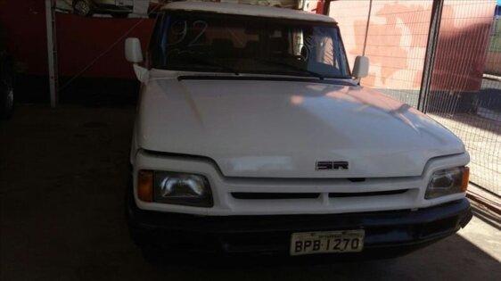 FORD F1000 SOUZA RAMOS 3.9  CAB DUPLA