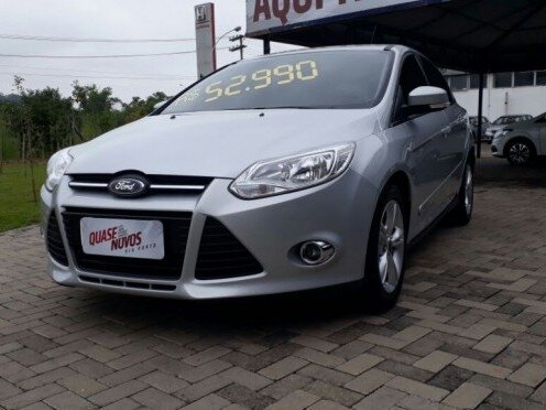 FORD FOCUS HATCH SE 1.6 16V TIVCT POWERSHIFT  AUT