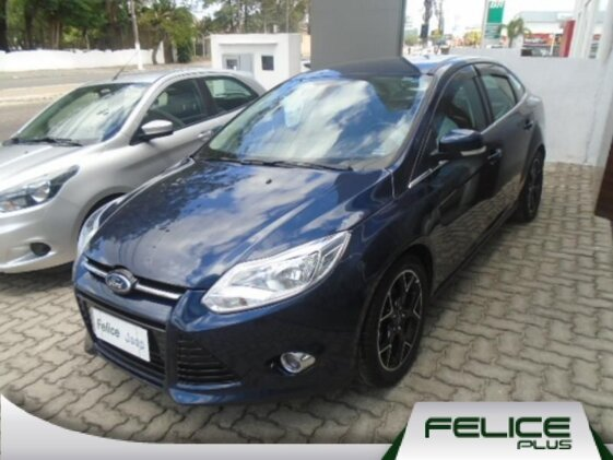 FORD FOCUS SEDAN SE PLUS 2.0 16V POWERSHIFT  AUT