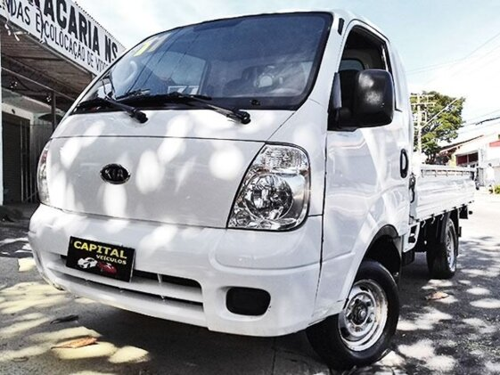 KIA BONGO K-2700 STD RS 4X4  CAB. SIMPLES