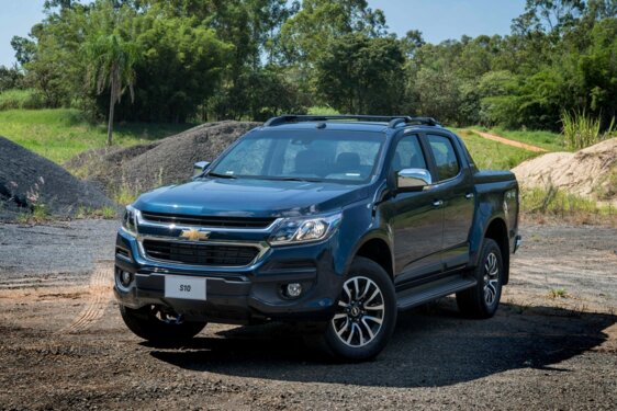 CHEVROLET S10 2.8 CTDI CD HIGH COUNTRY 4WD  AUT
