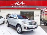 Toyota Hilux SW4 SRV 3.0 4X4 (7 Lugares) 2012/2012 4P Prata Diesel
