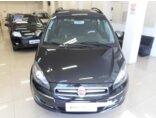 Fiat Idea Essence 1.6 16V E.TorQ (Flex) 2014/2015 4P Preto Flex