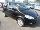 Fiat Idea Attractive 1.4 (Flex) Preto
