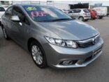 Honda New Civic LXL 1.8 16V i-VTEC (aut) (flex) Cinza