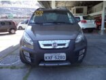 Fiat Idea Adventure 1.8 16V E.TorQ Cinza