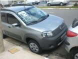 Fiat Uno Way 1.4 8V (Flex) 4p Cinza