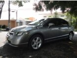Honda New Civic LXS 1.8 16V (flex) Cinza