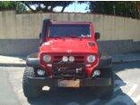 Troller T4 4x4 2.8 Turbo (teto rígido) Vermelho