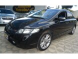 Honda New Civic Si 2.0 16V Preto