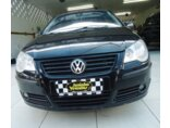 Volkswagen Polo Sedan 1.6 8V (Flex) Preto