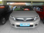 Honda New Civic EXS 1.8 16V i-VTEC (aut) (flex) Prata
