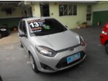 Ford Fiesta Hatch Rocam 1.0 (Flex) Prata
