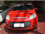 Fiat Palio Attractive 1.0 8V (Flex) Vermelho
