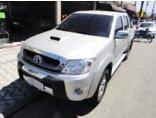 Toyota Hilux SR 4x4 3.0 (cab. dupla) Prata