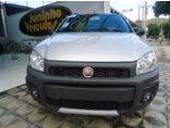Fiat Strada Working 1.4 (Flex)(Cab Dupla) Prata