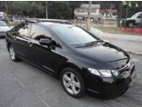 Honda New Civic LXS 1.8 16V (flex) Preto
