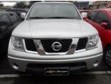 Nissan Frontier XE 4x4 2.5 16V (cab. dupla) Prata