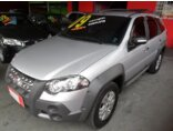 Fiat Palio Weekend Adventure 1.8 8V (Flex) Prata