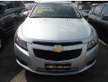 Chevrolet Cruze LT 1.8 16V Ecotec (Flex) Prata