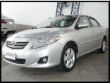 Toyota Corolla Sedan XEi 1.8 16V (flex) (aut) Prata