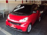 Smart fortwo Coupe 1.0 MHD Vermelho