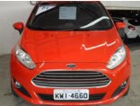 Ford Fiesta Hatch  SE Plus 1.6 RoCam (Flex) Vermelho