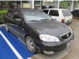 Toyota Corolla Sedan XLi 1.6 16V (aut) Preto