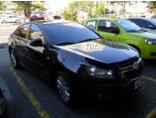 Chevrolet Cruze LTZ 1.8 16V Ecotec (Aut)(Flex) Preto