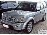 Land Rover Discovery SE 3.0 SDV6 4X4 Prata