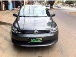 Volkswagen Voyage (G6) 1.6 VHT Total Flex 2013/2013 4P Cinza Flex