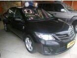 Toyota Corolla Sedan 1.8 Dual VVT-i GLI (aut) (flex) Preto