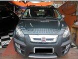 Fiat Idea Adventure 1.8 16V E.TorQ Preto
