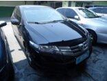 Honda City DX 1.5 16V (flex) (aut.) Preto