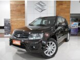 Suzuki Grand Vitara 2.0 16V Special Edition (Aut) 2014/2015 4P Marrom Gasolina