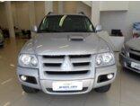 Mitsubishi Pajero Sport HPE 4x4 3.5 V6 (flex) (aut) 2010/2011 4P Prata Flex