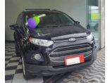 Ford Ecosport Titanium 2.0 16V Powershift (Flex) 2013/2014 4P Preto Flex
