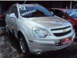 Chevrolet Captiva Sport 3.0 V6 4x4 2011/2012 4P Prata Gasolina