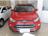 Ford Ecosport Titanium 2.0 16V (Flex) 2013/2014 4P Vermelho Flex