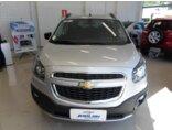 Chevrolet Spin Activ 1.8 (Flex) 2015/2016 4P Prata Flex