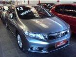 Honda New Civic LXL 1.8 16V i-VTEC (aut) (flex) 2012/2013 4P Cinza Flex