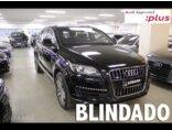 Audi Q7 3.0 TFSI Ambition Tiptronic quattro 2014/2014 4P Preto Gasolina