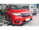 Honda Fit 1.5 16v EXL CVT (Flex) 2014/2015 4P Vermelho Flex