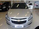 Chevrolet Cruze LT 1.8 16V Ecotec (Aut)(Flex) 2013/2014 4P Prata Flex