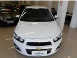 Chevrolet Sonic Hatch LTZ (Aut) 2012/2013 4P Branco Flex