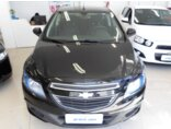Chevrolet Onix 1.4 LT SPE/4 2013/2013 4P Preto Flex